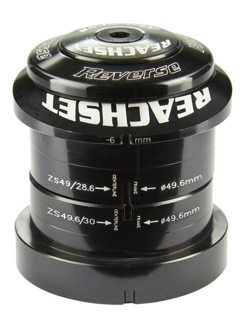 Reverse Reach Set- 49 Headset ZS49/30 | ZS49/28.6 schwarz